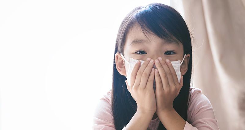 【9月・秋から流行する】RSウイルス感染症について