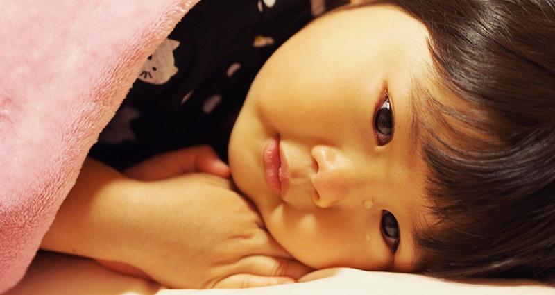 赤ちゃん・子どもが40度の熱を出した時の対処法