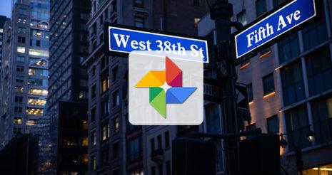 googleフォトの新機能!簡単に画像内テキストをウェブ検索できる!?