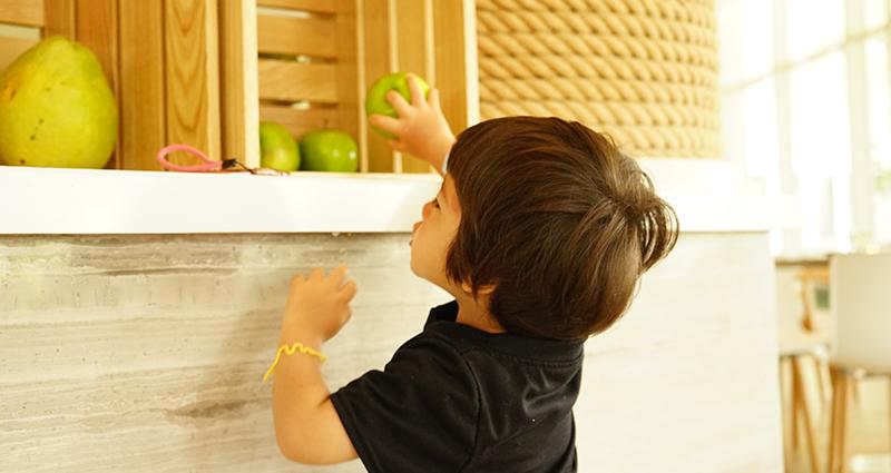 1歳からできる子どもの自立力アップ!