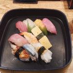 ランチにお寿司を堪能してきました!