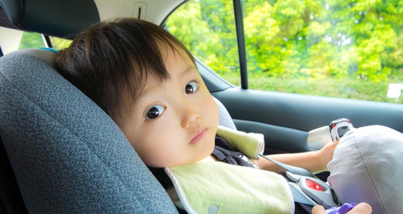 家族でお出かけする時に車に置いておくと便利なアイテム