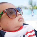 子ども用サングラスの選び方と紫外線の影響は?