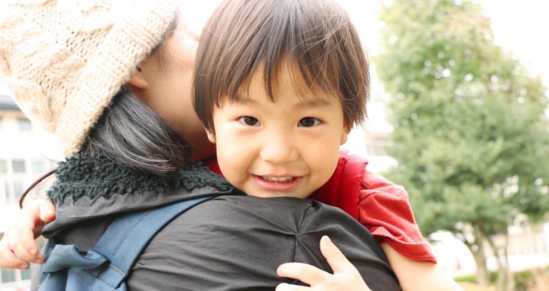 甘えと甘やかしの違いはご存知ですか?幼児に必要な親の知識。