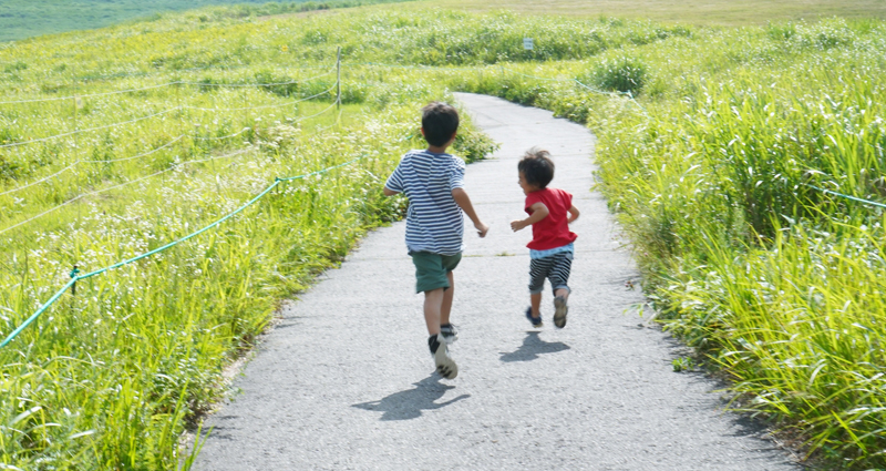 子どもと散歩でストレス発散!新型コロナで感染予防!3密を避ける方法。