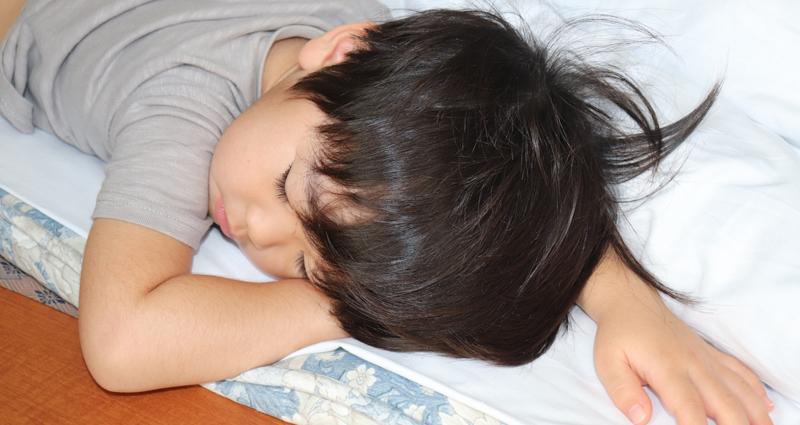 意外と知られていない夜驚症。子どもに多い病気の一つを知っておこう!