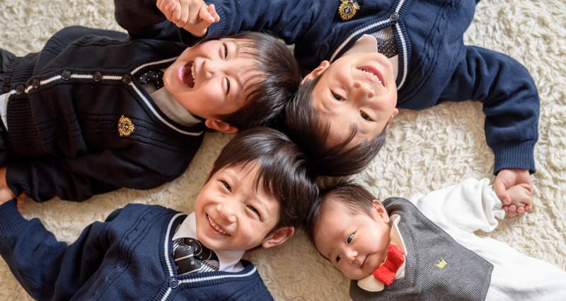 子どもを叱る頻度を下げる方法。兄弟・姉妹ができると下の子を叱ってもらおう!